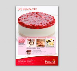 Next<span>Puratos Cheesecake ad for magazine</span><i>→</i>